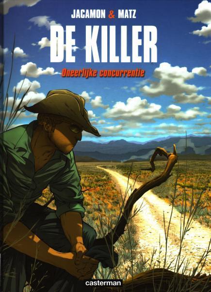 De killer 9 Oneerlijke concurrentie