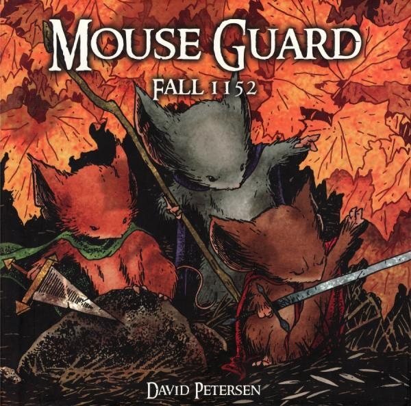 Mouse Guard INT 1 Fall 1152
