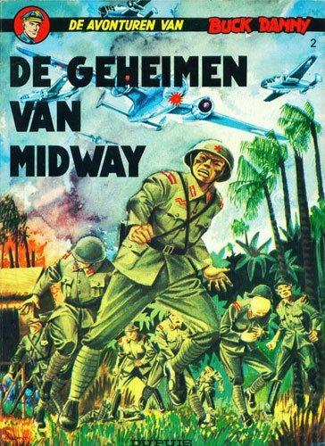 Buck Danny 2 De geheimen van Midway