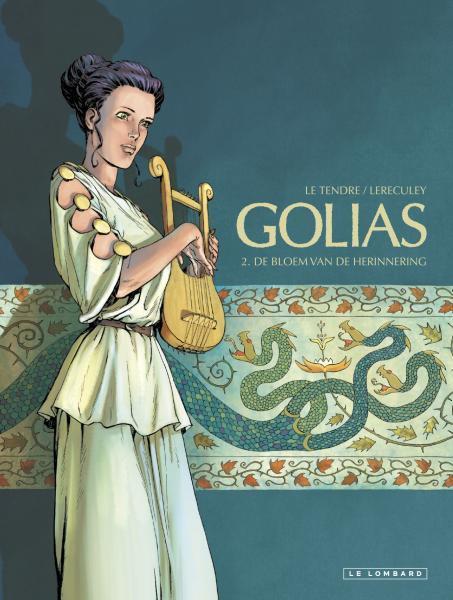 Golias 2 De bloem van de herinnering