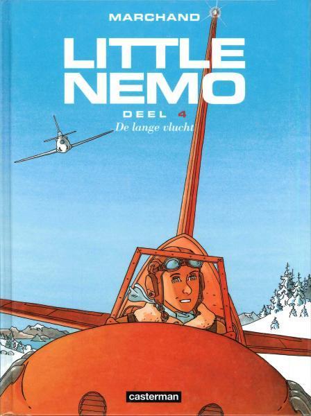 Little Nemo (Marchand) 4 De lange vlucht