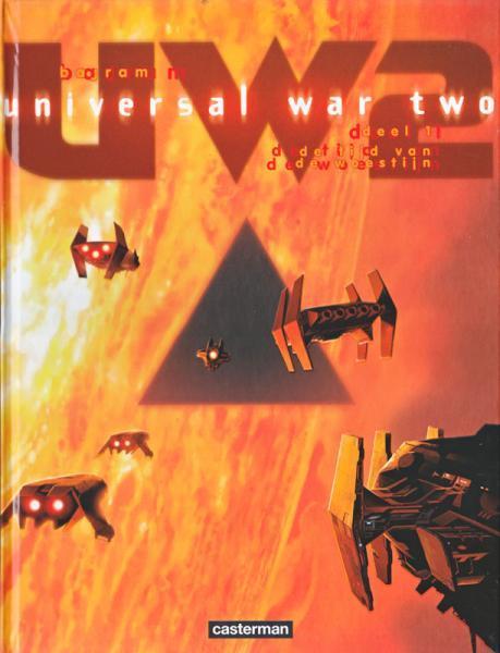 Universal War Two 1 De tijd van de woestijn