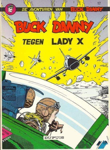 Buck Danny 17 Buck Danny tegen Lady X