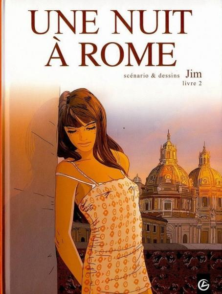 Een nacht in Rome 2 Tome 2