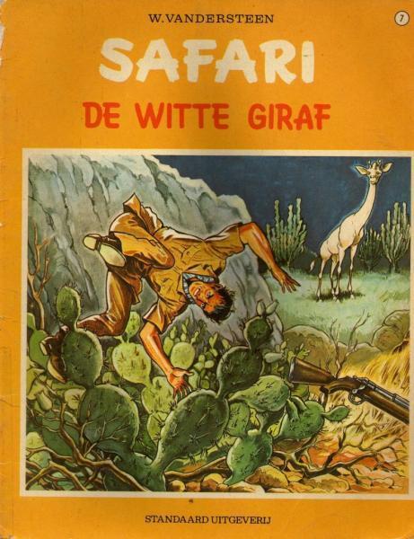 Safari 7 De witte giraf