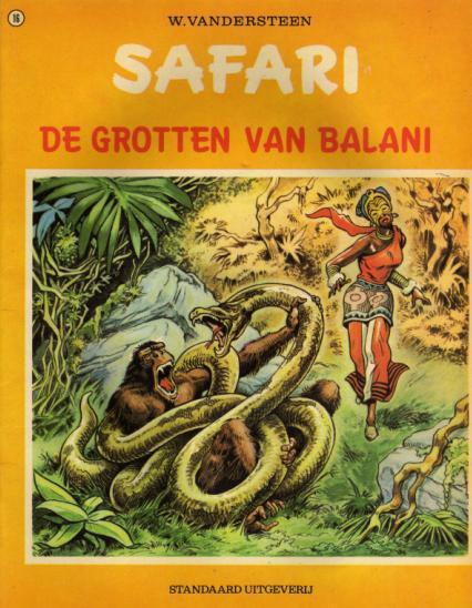 Safari 16 De grotten van Balani
