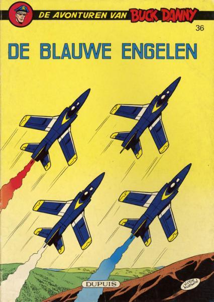 Buck Danny 36 De Blauwe Engelen