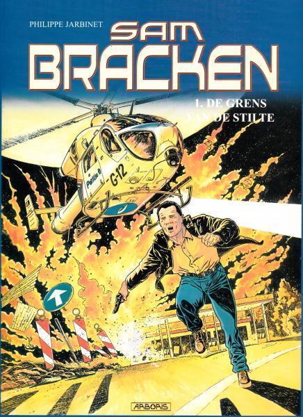 Sam Bracken 1 De grens van de stilte