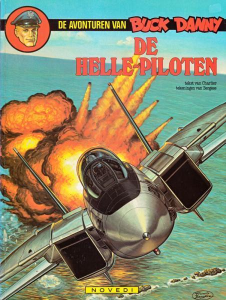 Buck Danny 42 De helle-piloten