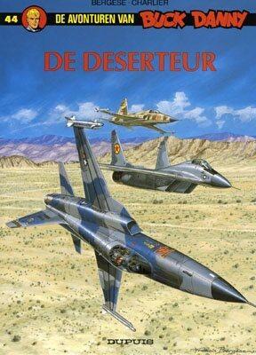 Buck Danny 44 De deserteur