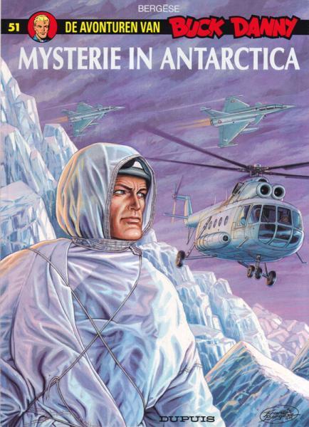 Buck Danny 51 Mysterie in Antarctica