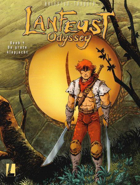 Lanfeust odyssey 4 De grote klopjacht