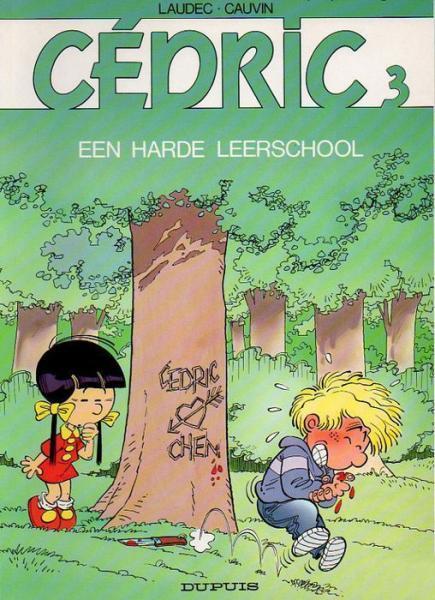 Cédric 3 Een harde leerschool