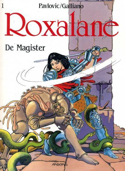 Roxalane 1 De magister