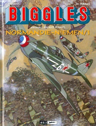 Biggles présente... 9 Normandie-Niemen /1
