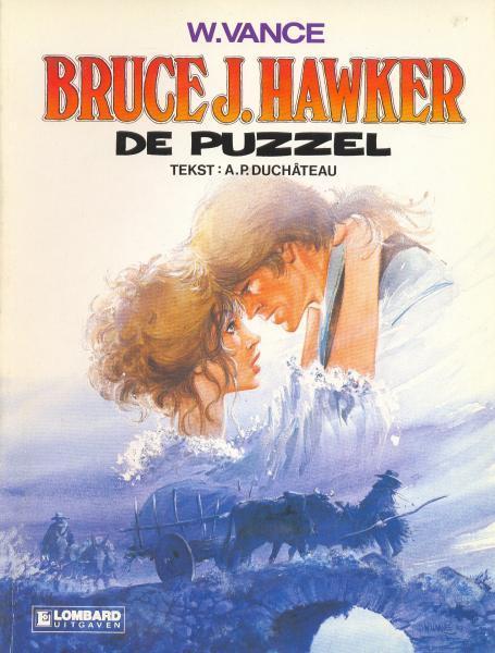 Bruce J. Hawker 4 De puzzel