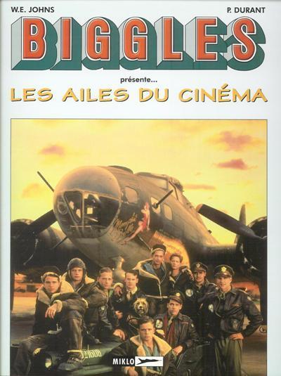 Biggles présente... S1 Les ailes du cinéma