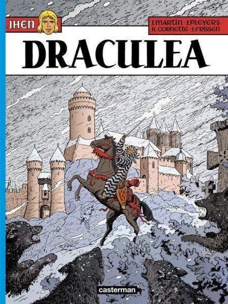 Tristan (Casterman) 14 Draculea