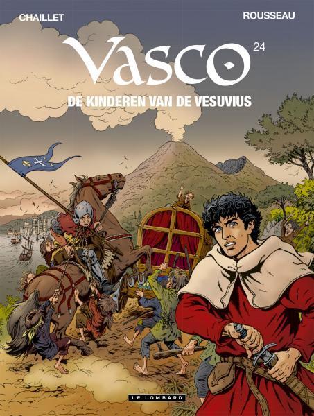Vasco (Nederlands) 24 De kinderen van de Vesuvius