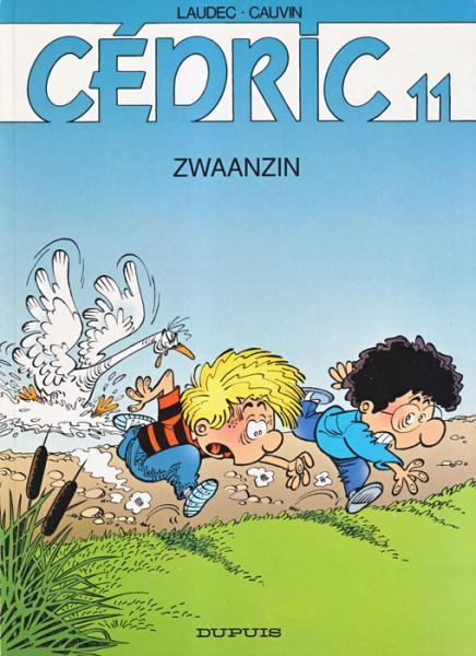 Cédric 11 Zwaanzin