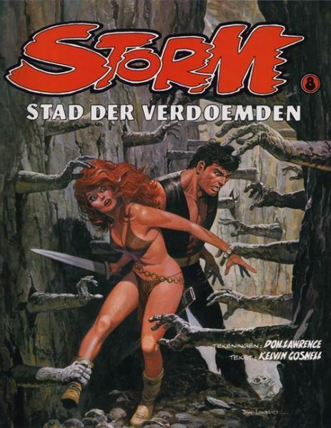 Storm 8 Stad der verdoemden
