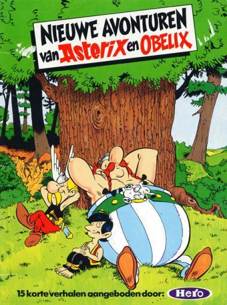 Asterix S4 Nieuwe avonturen van Asterix en Obelix