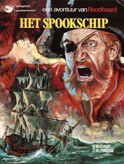 Roodbaard 5 Het spookschip