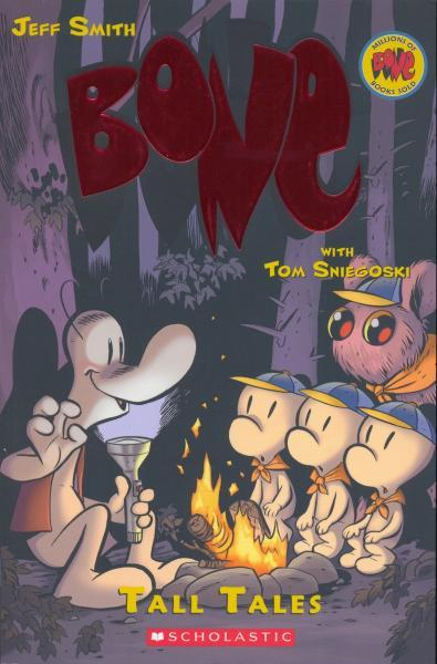 Bone (Cartoon Books/Image) S7 Tall Tales