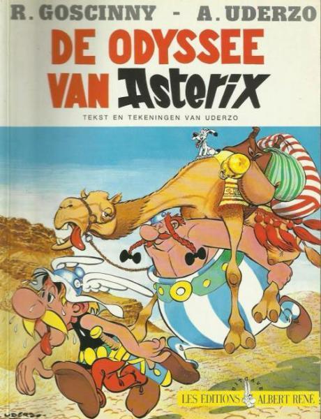 Asterix 26 De odyssee van Asterix