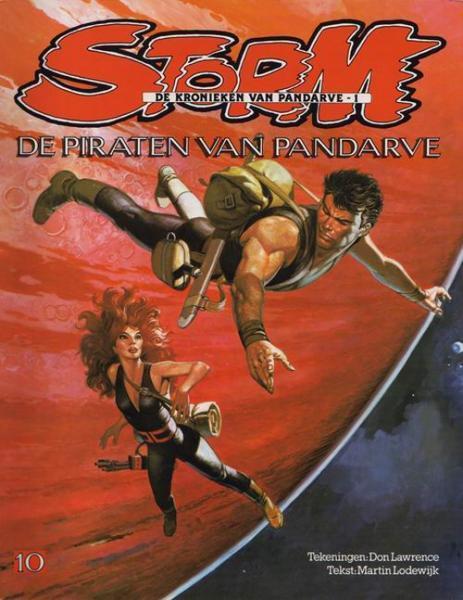Storm 10 De piraten van Pandarve