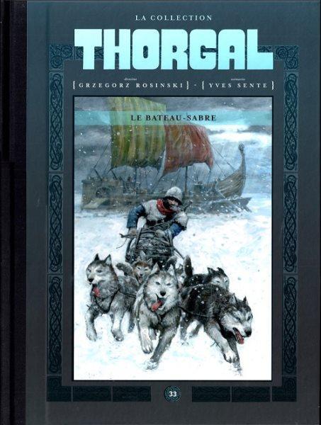 Thorgal 33 Le bateau-sabre