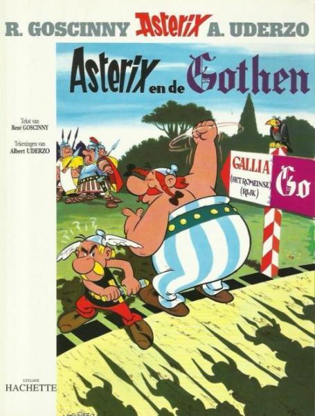 Asterix 6 Asterix en de Gothen