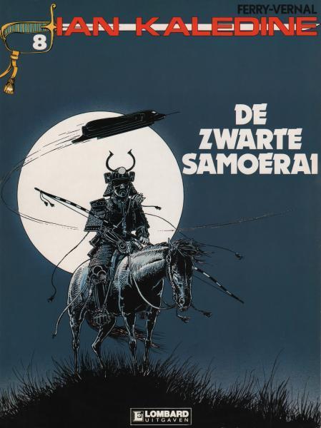 Ian Kaledine 8 De zwarte Samoerai