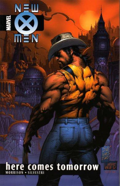 X-Men (Marvel) INT *B7 Here Comes Tomorrow
