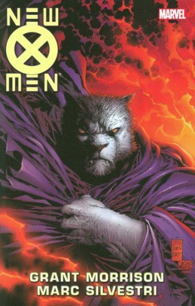 X-Men (Marvel) INT *C8 New X-Men by Grant Morrison, Book 8