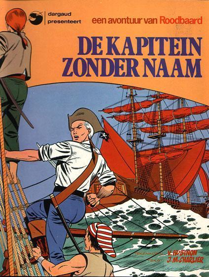 Roodbaard 17 De kapitein zonder naam