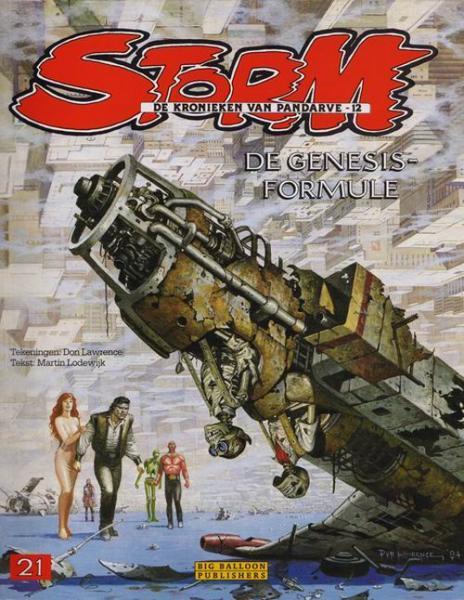 Storm 21 De Genesis-formule