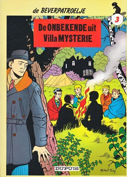 De beverpatroelje 3 De onbekende uit villa Mysterie