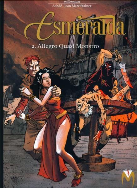 Esmeralda 2 Allegro quasi monstro