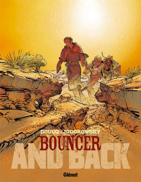 Bouncer 9 And back