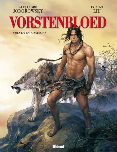 Vorstenbloed 3 Wolven en koningen