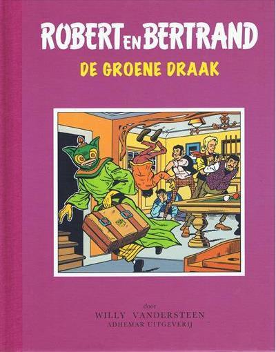 Robert en Bertrand 11 De groene draak