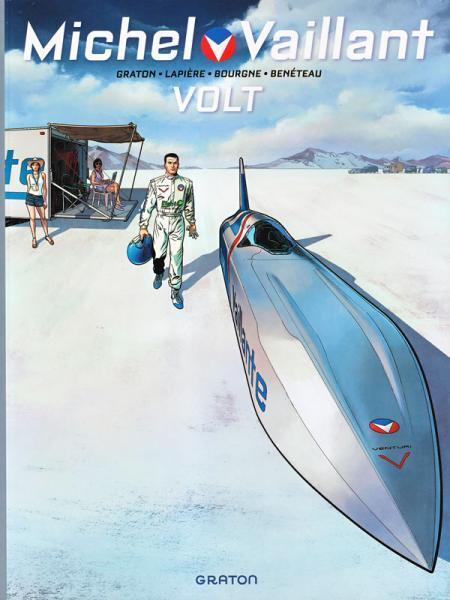 Michel Vaillant (Nieuw seizoen) 2 Volt