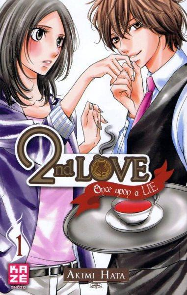 2nd Love: Once Upon a Lie 1 Tome 1