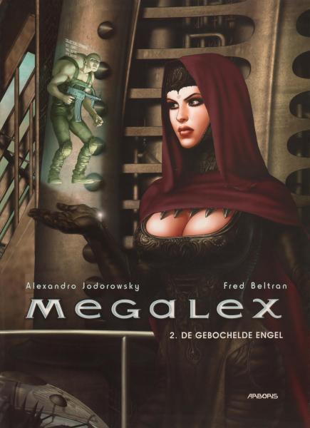 Megalex 2 De gebochelde engel