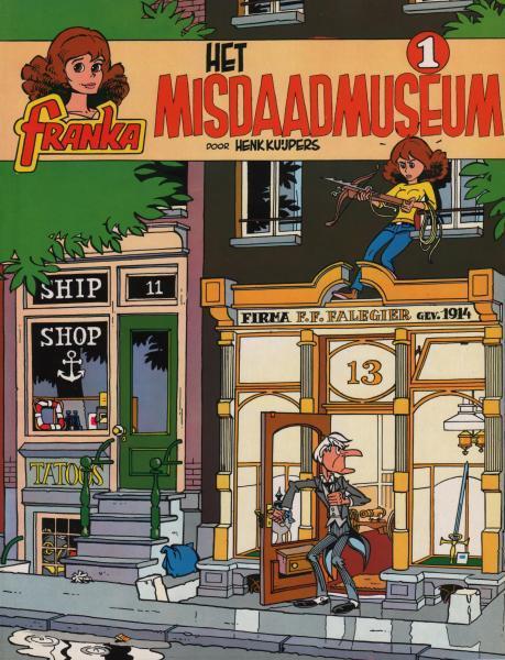 Franka 1 Het misdaadmuseum