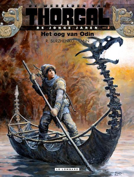 De werelden van Thorgal - De jonge jaren 2 Het oog van Odin