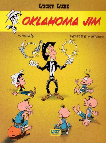 Lucky Luke (Dargaud/Lucky Comics) 38 Oklahoma Jim