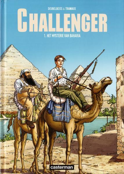 Challenger 1 Het mysterie van Baharia