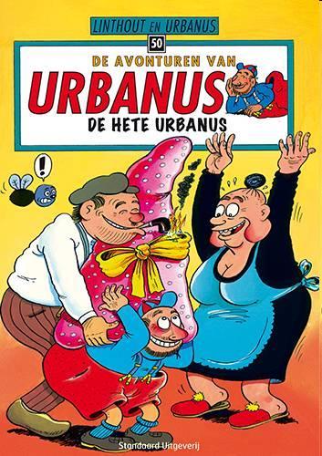 Urbanus 50 De hete Urbanus